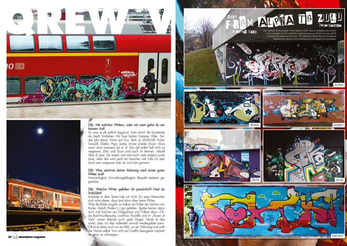 Downbylaw Magazine #8