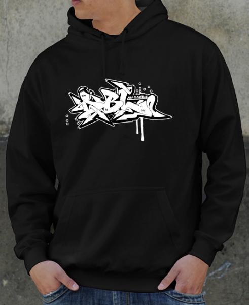 Downbylaw Hoodie DBL-Logo Hocus.One