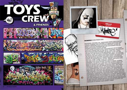 Downbylaw Magazine #6