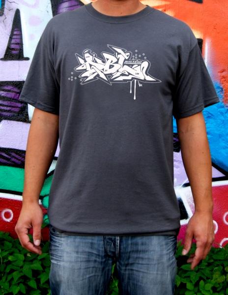 Hocus DBL Scetch Shirt / Dark Grey