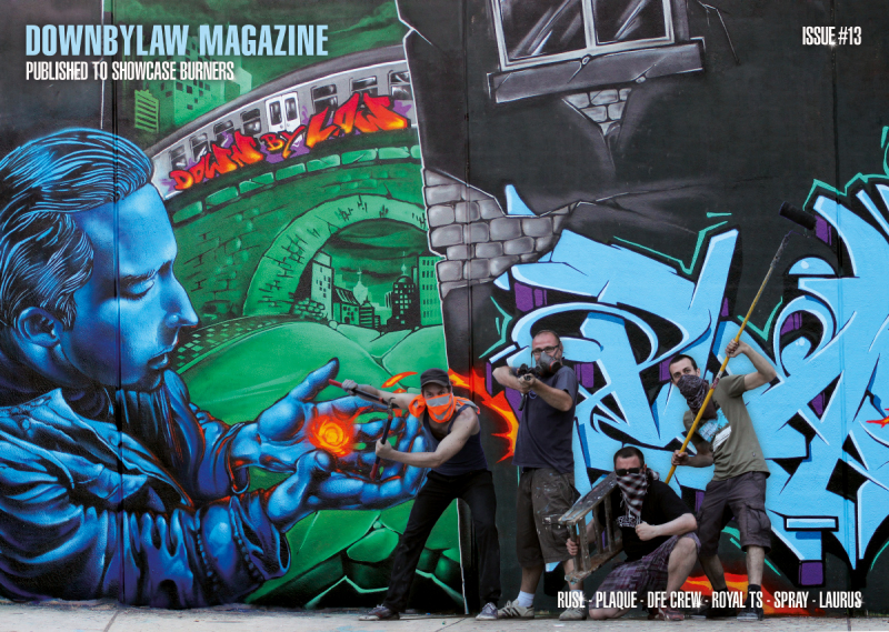 Downbylaw Magazine #13