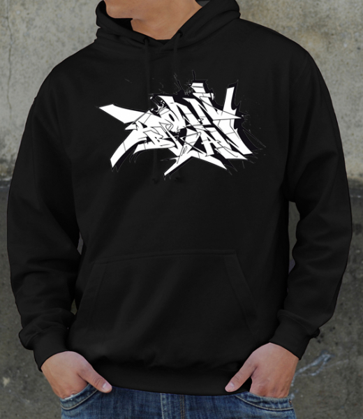 Downbylaw Magazine  Hoodie by Slider - Bandits