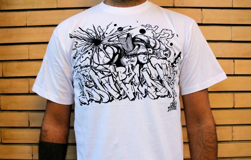 Downbylaw Magazine #15 - T Shirt by Zeus40 Wildboys Crew