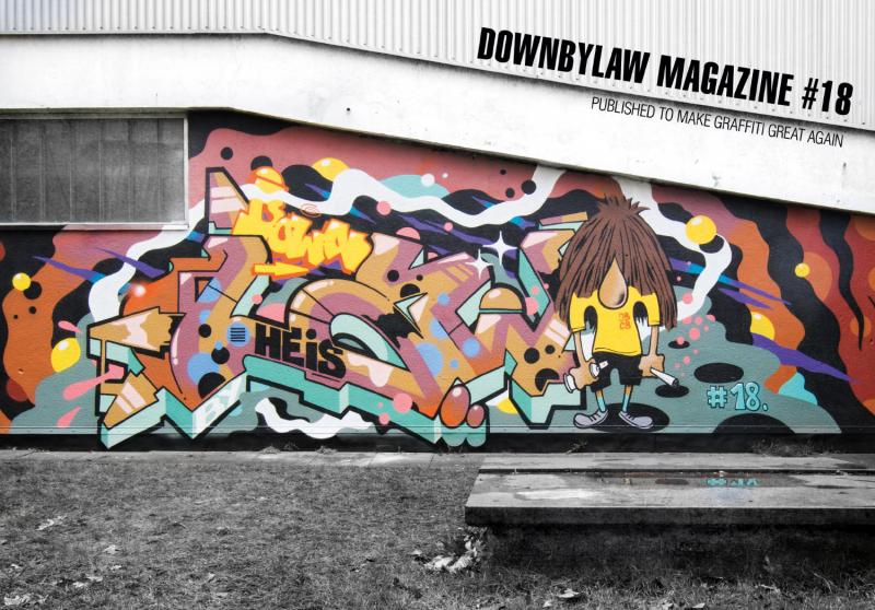 Downbylaw Magazine #18