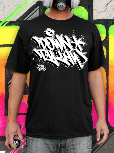 Downbylaw Tag T-Shirt by Itchie