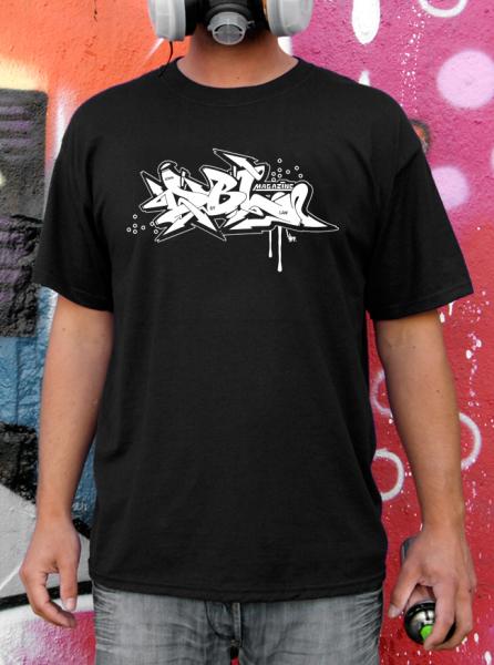 Hocus DBL Scetch Shirt - Black