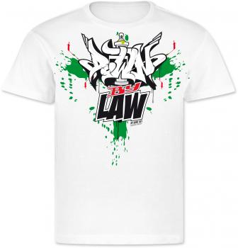 Downbylaw Magazine #12 T-Shirt by Serk