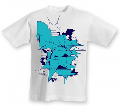 Downbylaw Magazine T-Shirt by Caber